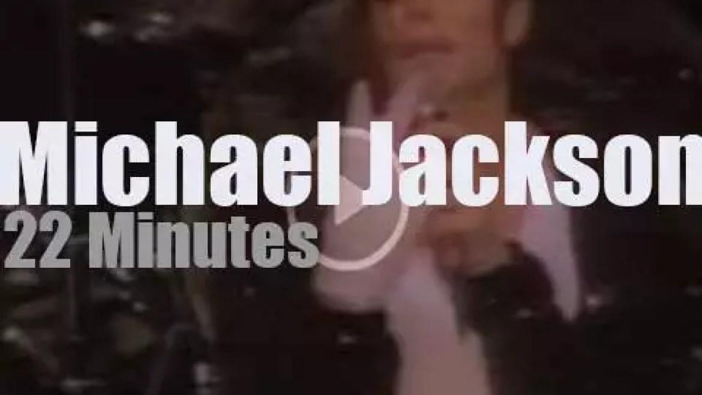 Michael Jackson is 'Dangerous' in Munich (1992)