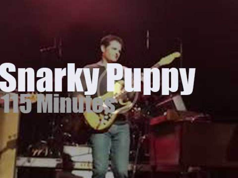 Snarky Puppy perform in Philadelphia (2018)