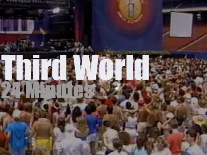 Third World perform for Amnesty (1986)