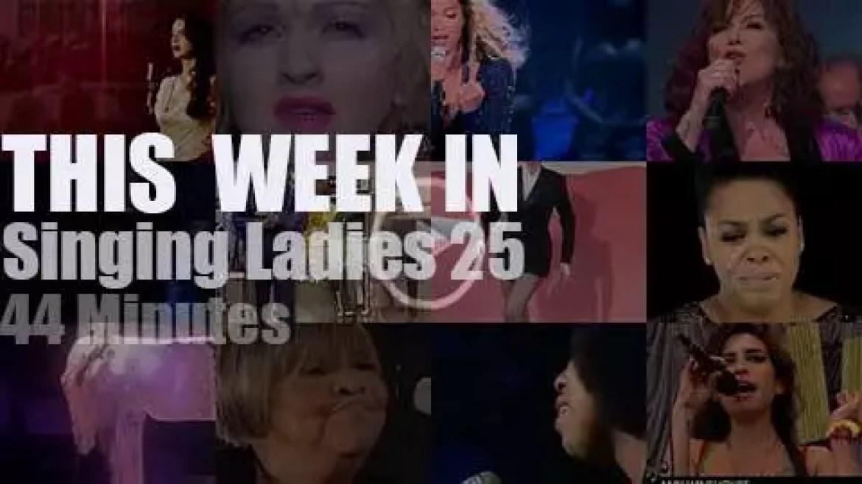This week In Singing Ladies 25