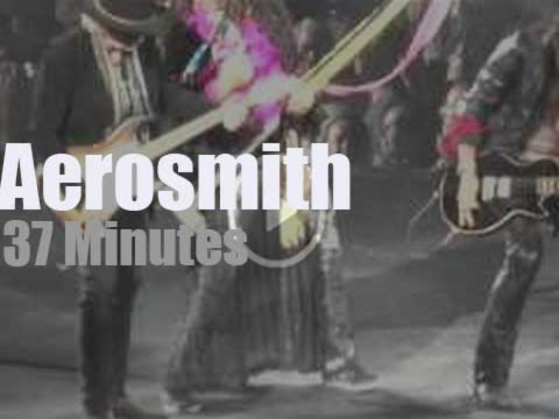 Aerosmith destroy Las Vegas (2015)