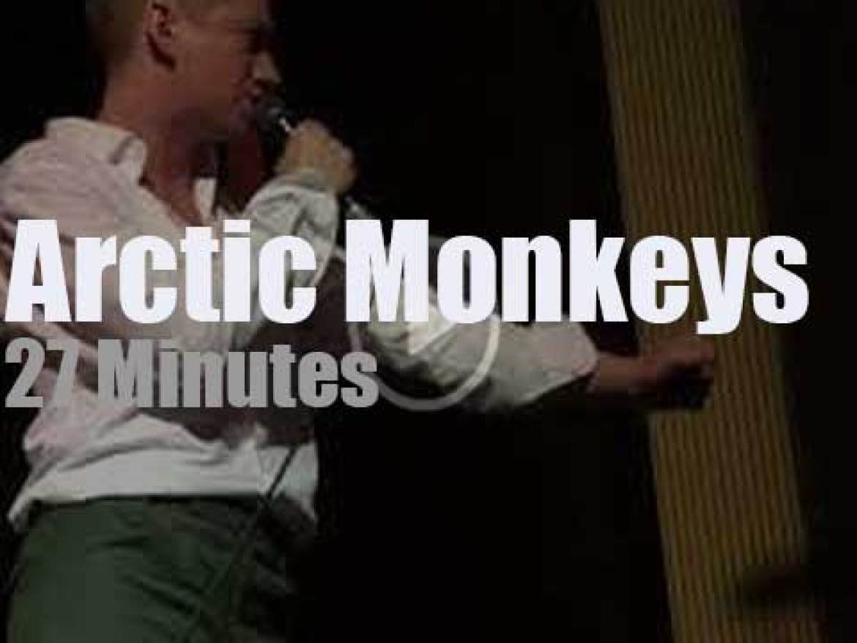 Arctic Monkeys come to Canandaigua (2018)