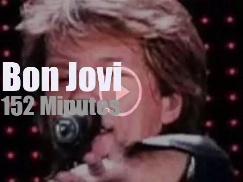 Bon Jovi come to Toronto (2010)