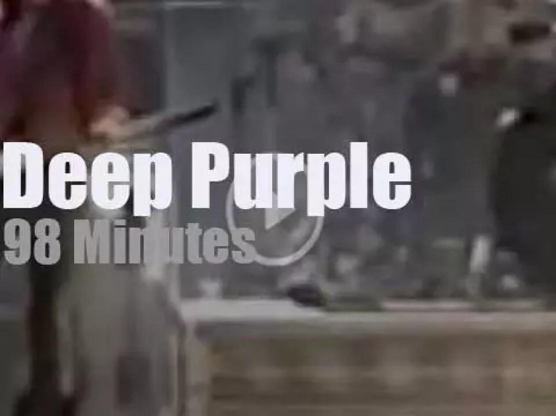 Deep Purple enslave Sao Paulo (1991)
