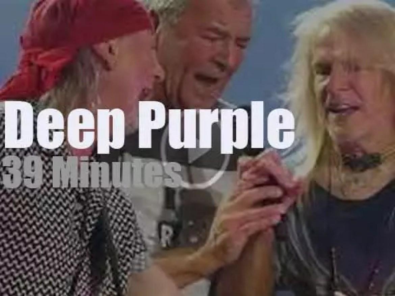 Deep Purple say 'Goodbye' to Verona (2018)