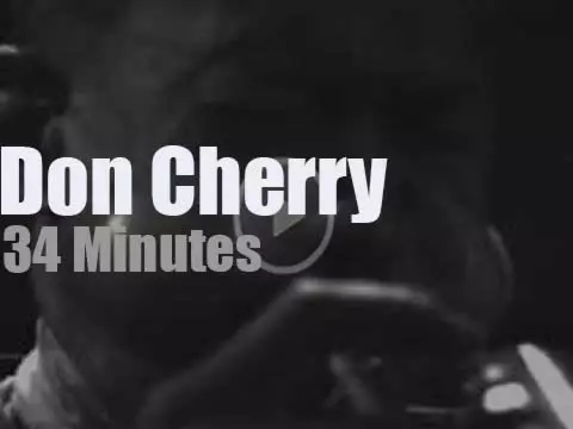 Don Cherry brings the New York Total Music Company to Norway (1968)