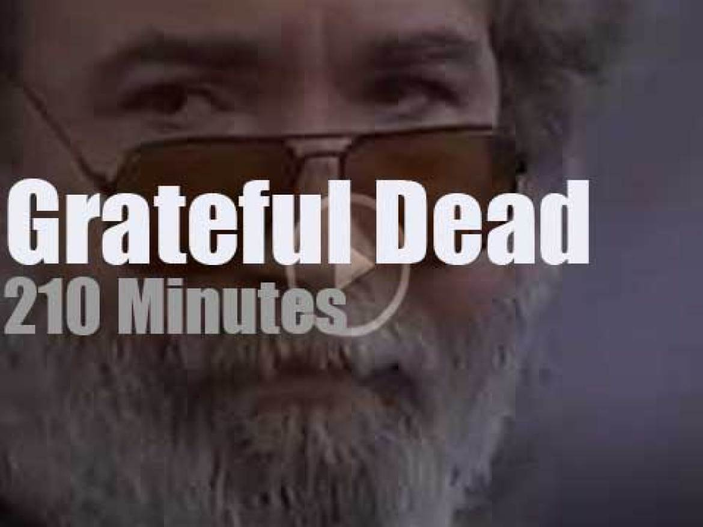 Grateful Dead visit Philadelphia (1987)