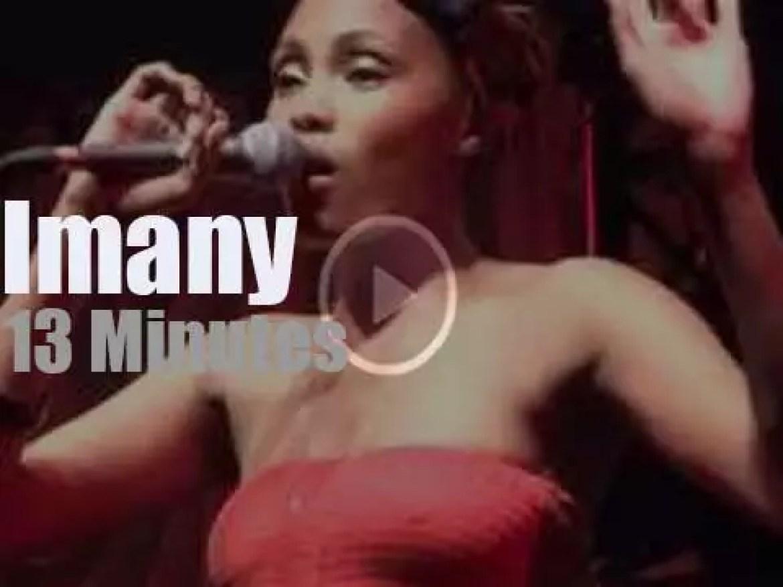 Imany rocks Andernos (2011)