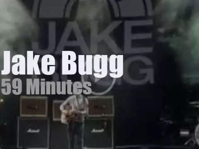 Jake Bugg rocks Paleo (2014)