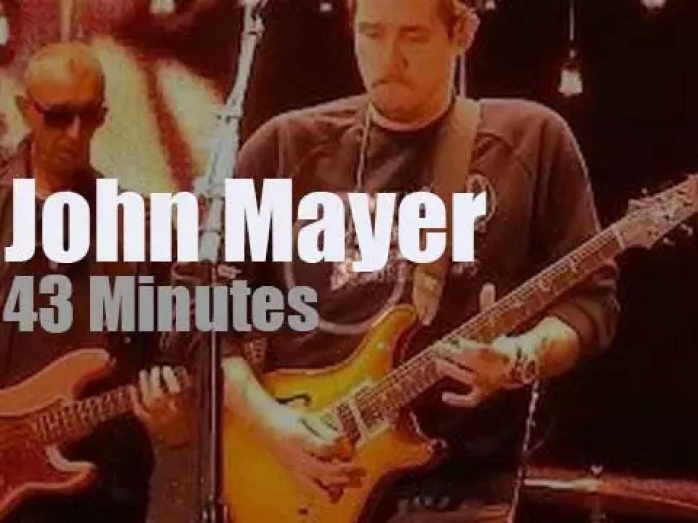 John Mayer visits George (2017)