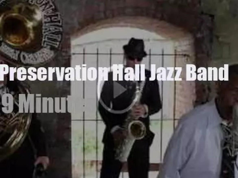 Preservation Hall Jazz Band plays a short set at Paste Ruins (2012)
