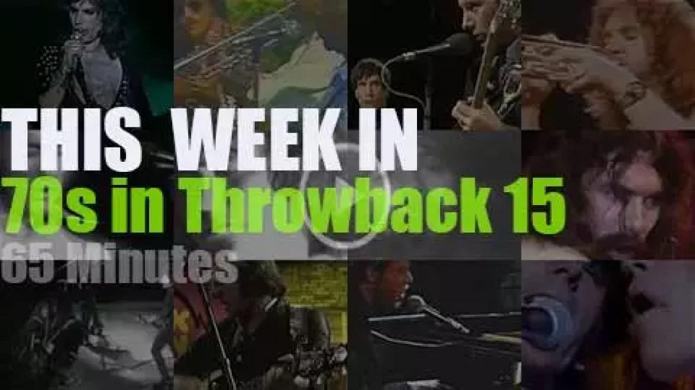 This week In  '70s Throwback' 15