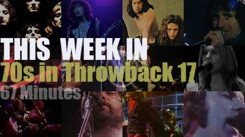 This week In  '70s Throwback' 17