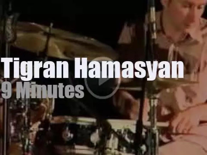 Tigran Hamasyan and Trio visit Cyprus (2012)