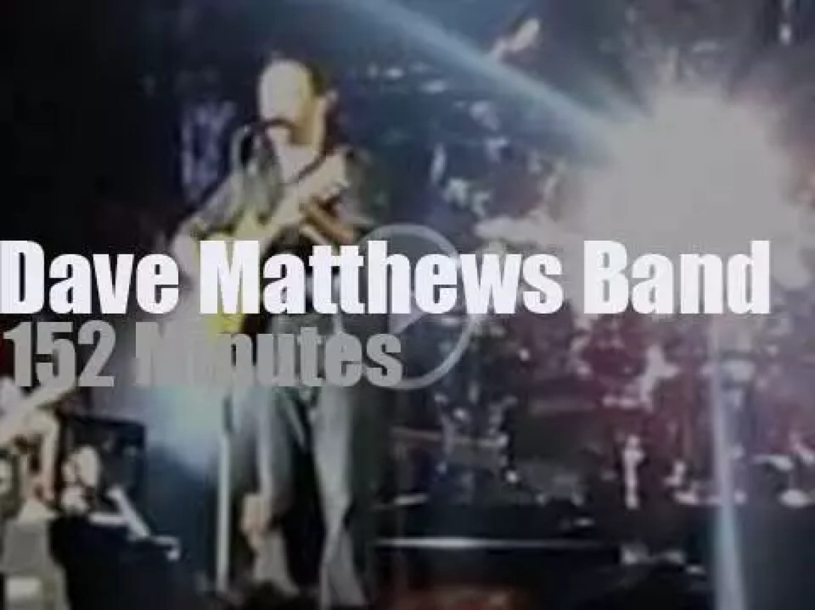 Dave Matthews Band, they visit The Gorge (2010)