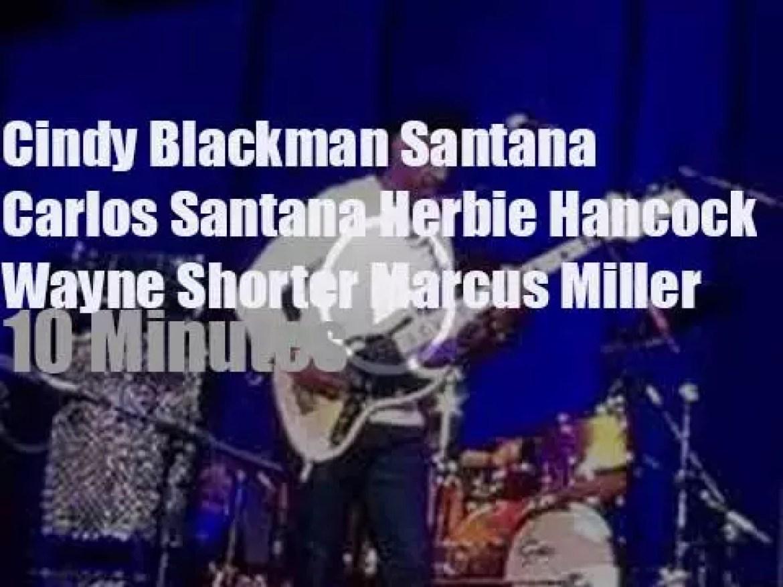 Herbie, Carlos, Marcus et al occupy the Hollywood Bowl (2016)