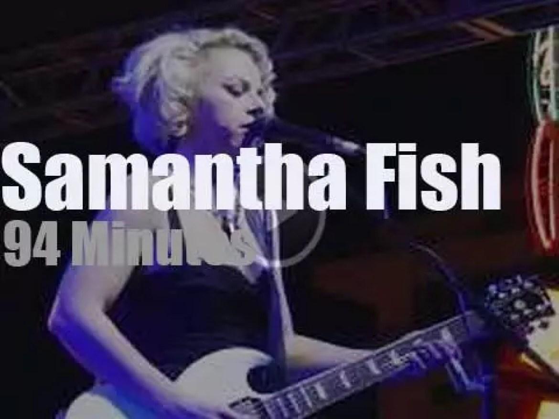 Samantha Fish bluesifies Vegas (2018)