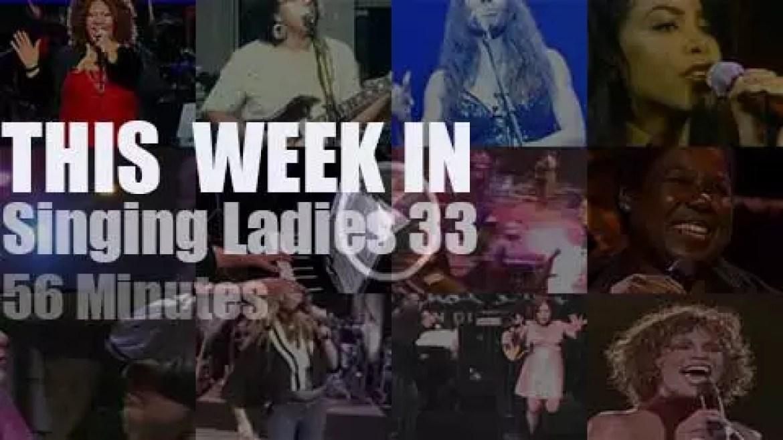 This week In Singing Ladies 33
