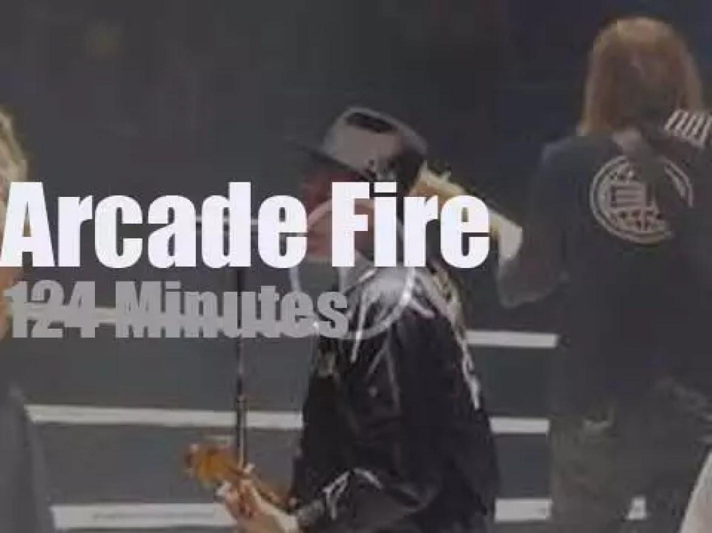 Arcade Fire torch the Garden (2017)