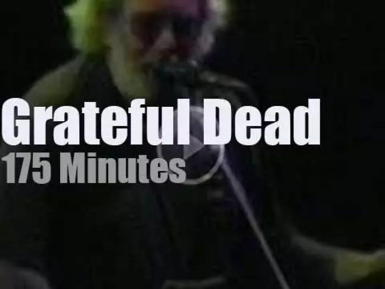 Grateful Dead visit Philadelphia (1990)