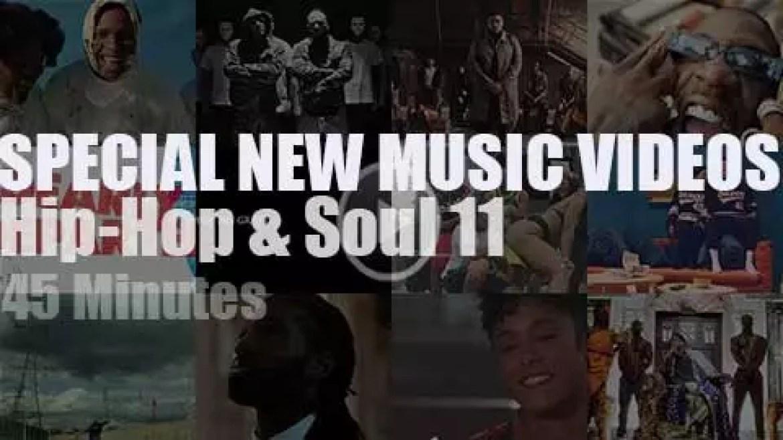 Hip-Hop & Soul  New Music Videos 11