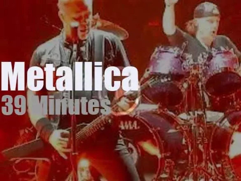 Metallica serenade Cologne (2017)