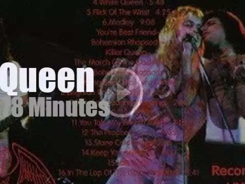 Queen rule over Hyde Park (1976)