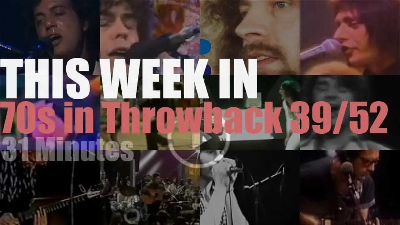 This week In '70s Throwback' 39/52