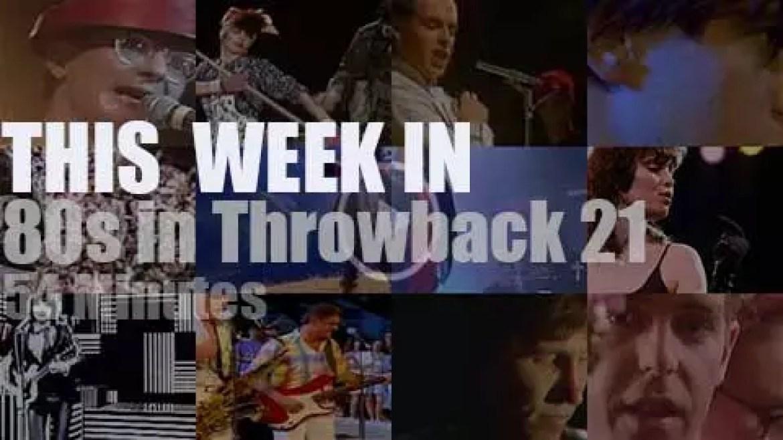 This week In '80s Throwback' 21