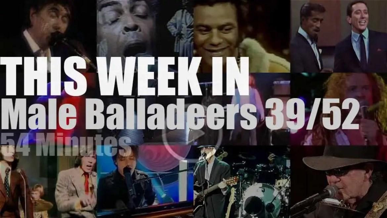 This week In Male Balladeers 39/52