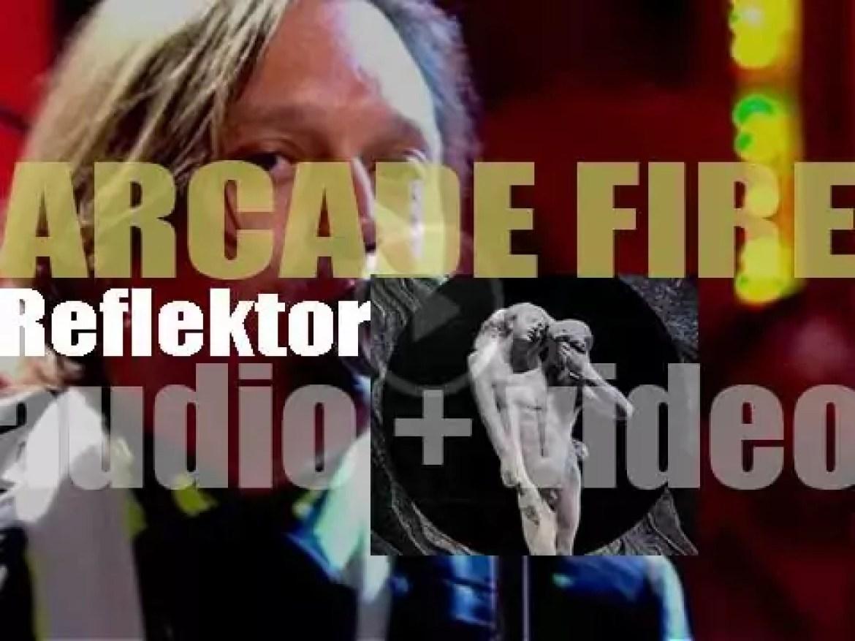 Arcade Fire release 'Reflektor,' their fourth album (2013)