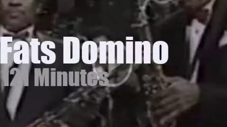 Fats Domino rocks Austin (1986)