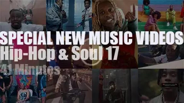 Hip-Hop & Soul  New Music Videos 17