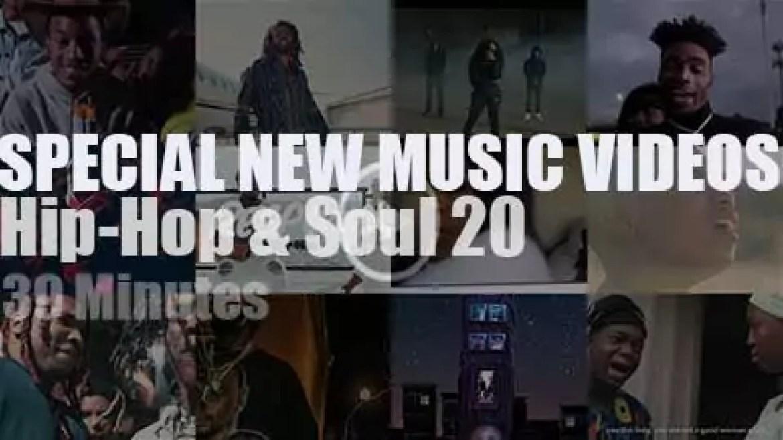 Hip-Hop & Soul New Music Videos 20