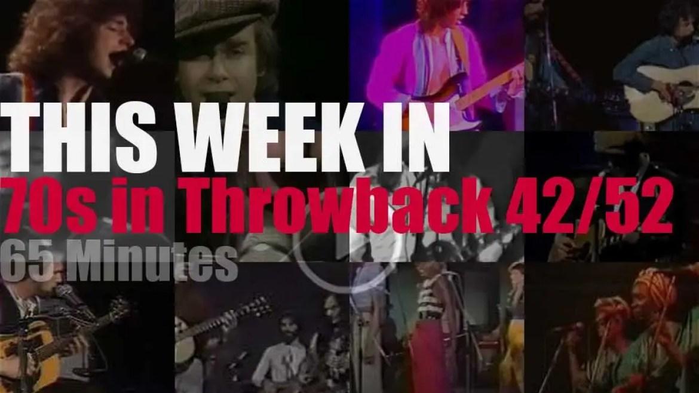 This week In '70s Throwback' 42/52