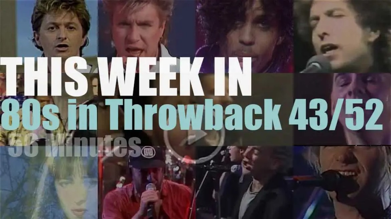 This week In '80s Throwback' 43/52