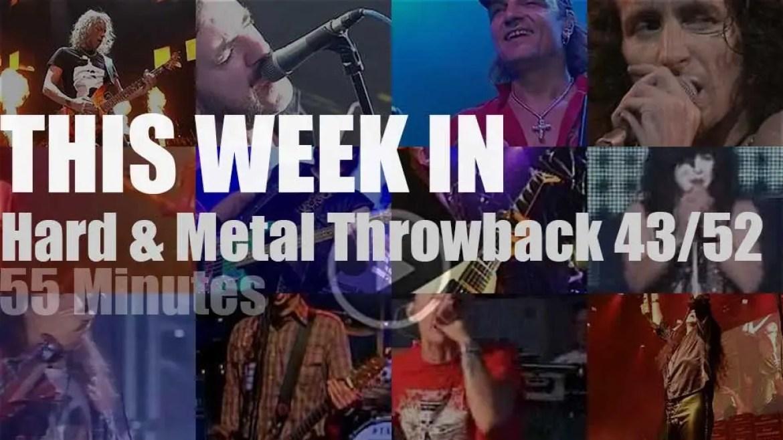 This week In  'Hard & Metal Throwback' 43/52