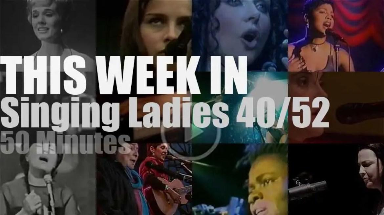 This week In Singing Ladies 40/52