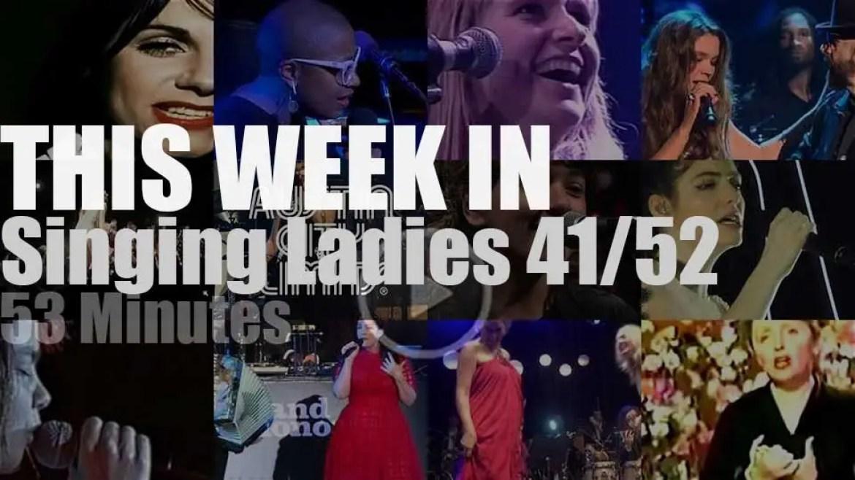 This week In Singing Ladies 41/52