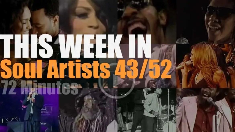 This week In Soul Artists 43/52