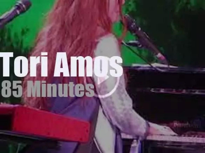 Tori Amos rocks St Paul (2017)