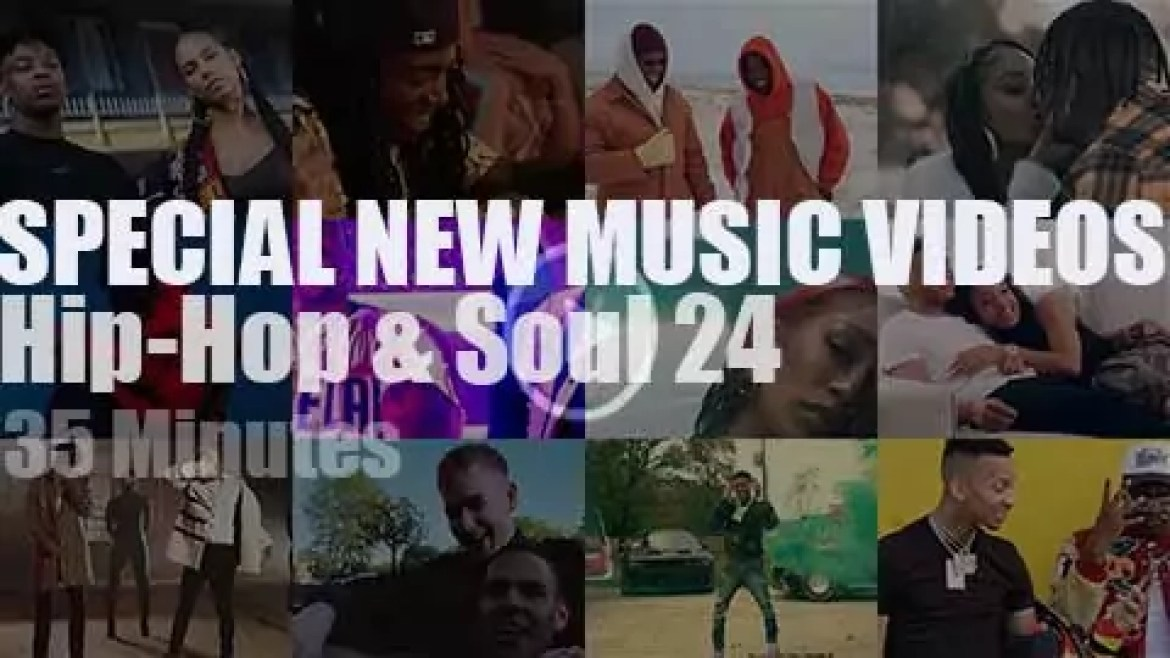 Hip-Hop & Soul  New Music Videos 24