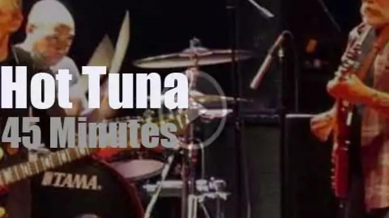 Hot Tuna play in New-York City (2013)