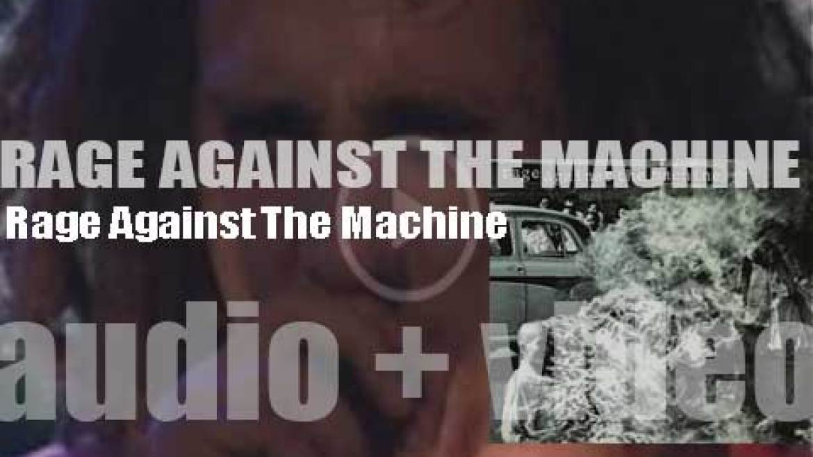 'Rage Against The Machine' is their eponymous debut album featuring 'Killing in the Name' (1992)