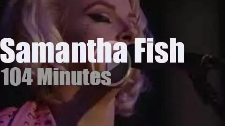 Samantha Fish bluesifies Florida (2018)