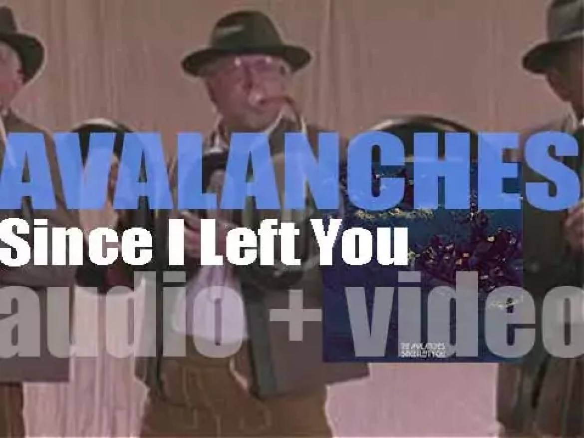 """The Avalanches release """"Since I Left You,"""" their debut album in Australia (2000)"""