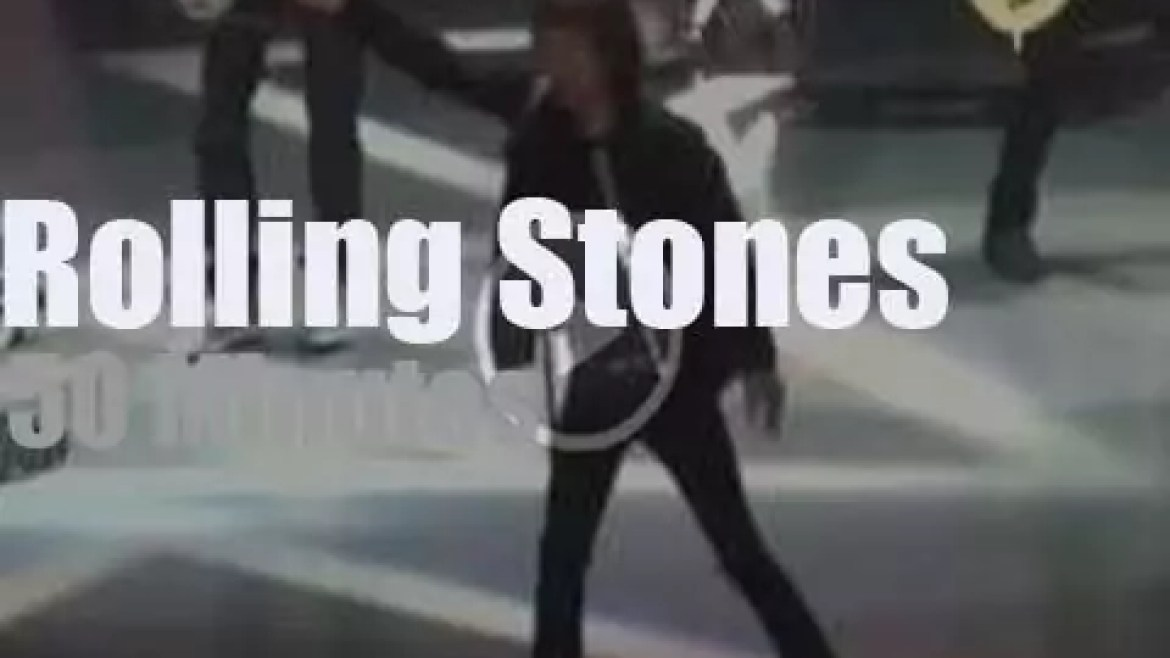 The Rolling Stones come back to London (2012)