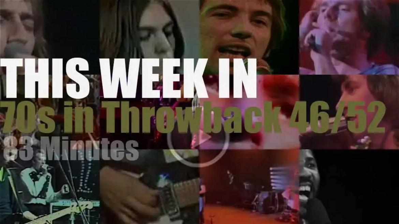 This week In '70s Throwback' 46/52