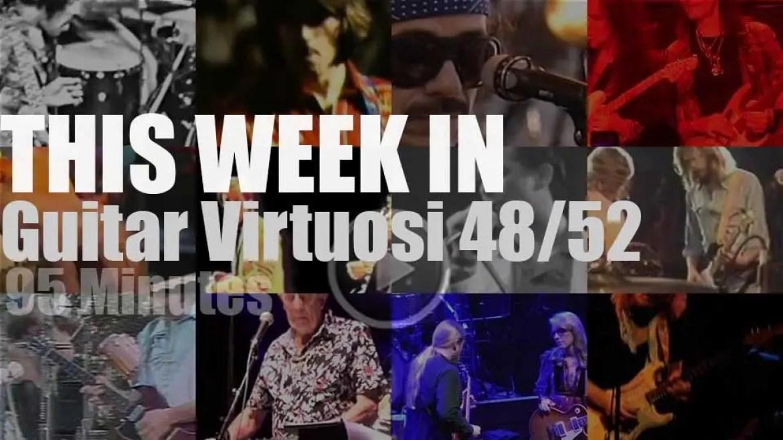 This week In Guitar Virtuosi 48/52