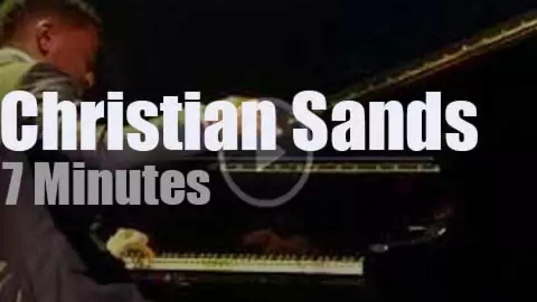 Christian Sands takes his Trio to Paris (2018)